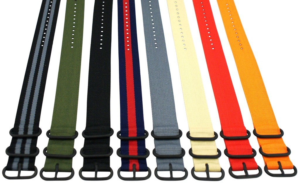 Nato Bands Watchbands