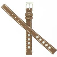 Authentic Coach Brown Leather Strap watch band