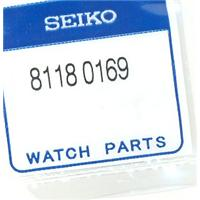 Authentic Seiko 81180169 PIPES watch band