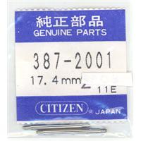 Authentic Citizen 387-2001 watch band