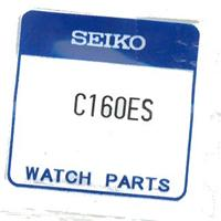 Authentic Seiko c160es watch band