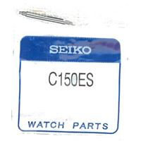 Authentic Seiko C150ES Spring Bars watch band