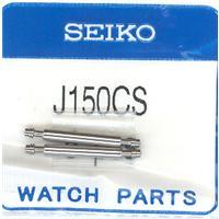 Authentic Seiko J150CS Spring Bars watch band