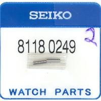 Authentic Seiko 81180249 PIPES watch band