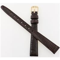 Authentic Hadley-Roma 6mm Brown Genuine Lizard watch band