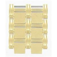 Authentic Citizen Stainless Gold Tone Links watch band