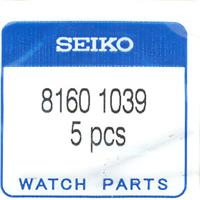 Authentic Seiko 81601039/Pins watch band
