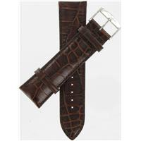 Authentic ZRC 22mm Brown Calf Florida watch band